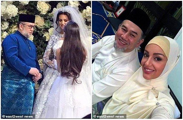 Müslüman olan Oksana, adını Rihana olarak değiştirdi ve türban taktığı fotoğrafını Twitter'da paylaştı.