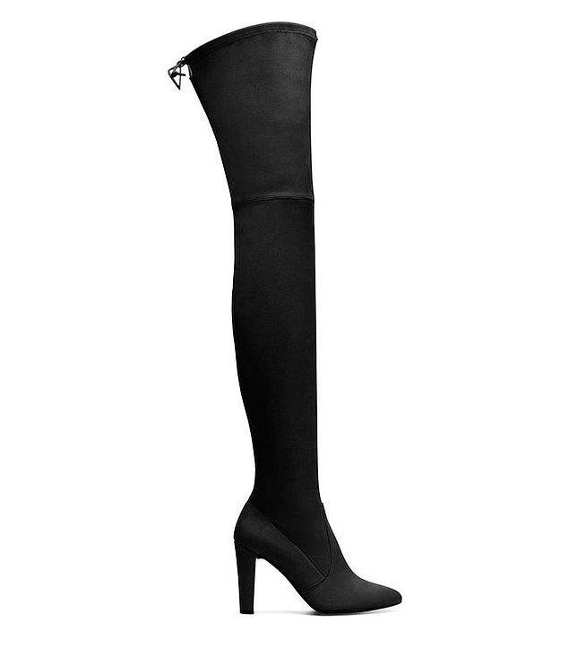 Stuart Weitzman çizme 825 dolar, 4.300 TL.