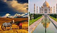 Тест: Расскажите нам, какие страны хотели бы посетить, и мы определим, какой язык вам стоит выучить :)