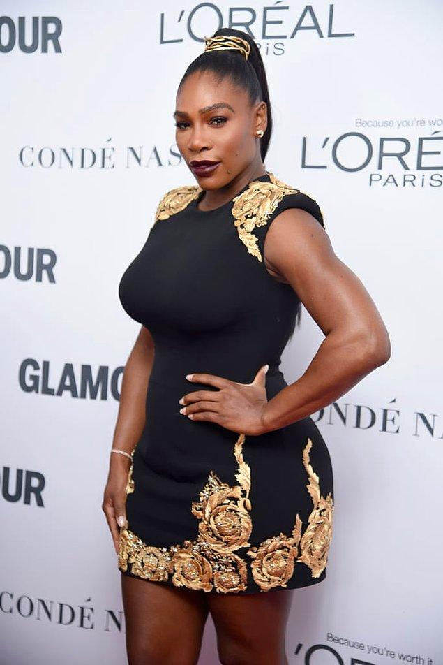 6. Serena Williams