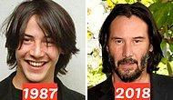 Как изменились 15 любимых всеми голливудских актеров с течением времени