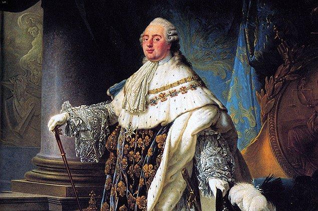 1. Fransa Kralı XVI. Louis'ı küçüklüğünden beri örnek alan Osmanlı padişahı hangisidir?