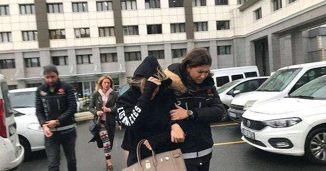 """Ancak bugün Narkotik Suçlarla Mücadele Şube Müdürlüğü ekiplerince Esra Ersoy """"uyuşturucuya özendirme"""", Ceyda Ersoy ise """"uyuşturucu kullanma"""" suçlamasıyla göz altına alındılar."""