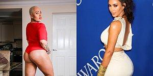 Kim Kardashian Obsessed Man Nearly Dies After £8,500 Bum Surgery!