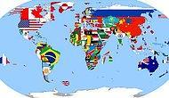 Знатокам географии несложно будет  угадать самые-самые страны