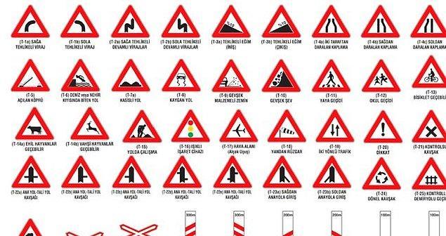 3. Daha fazla trafik işaret ve levhasına ihtiyacımız var
