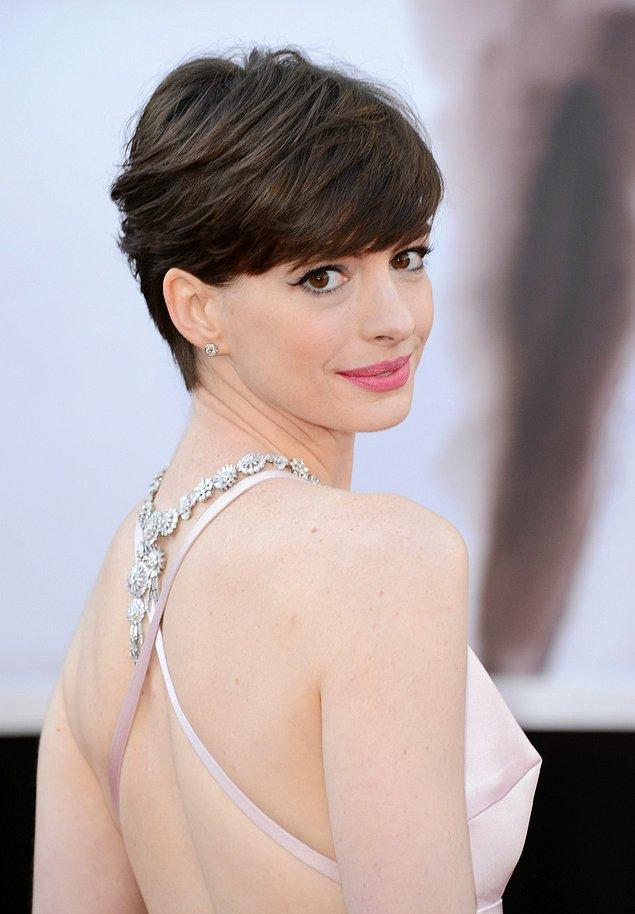 2. Anne Hathaway