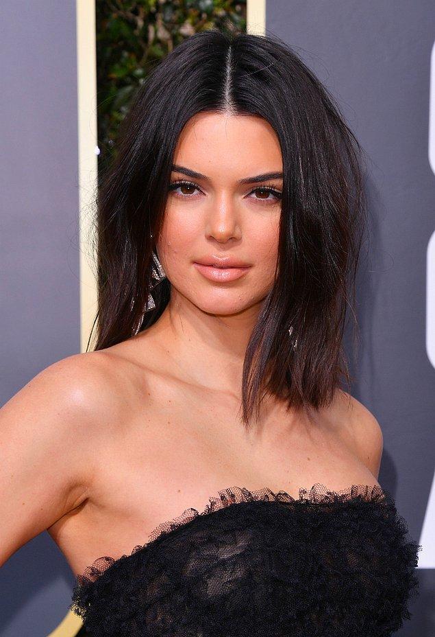 15. Kendall Jenner