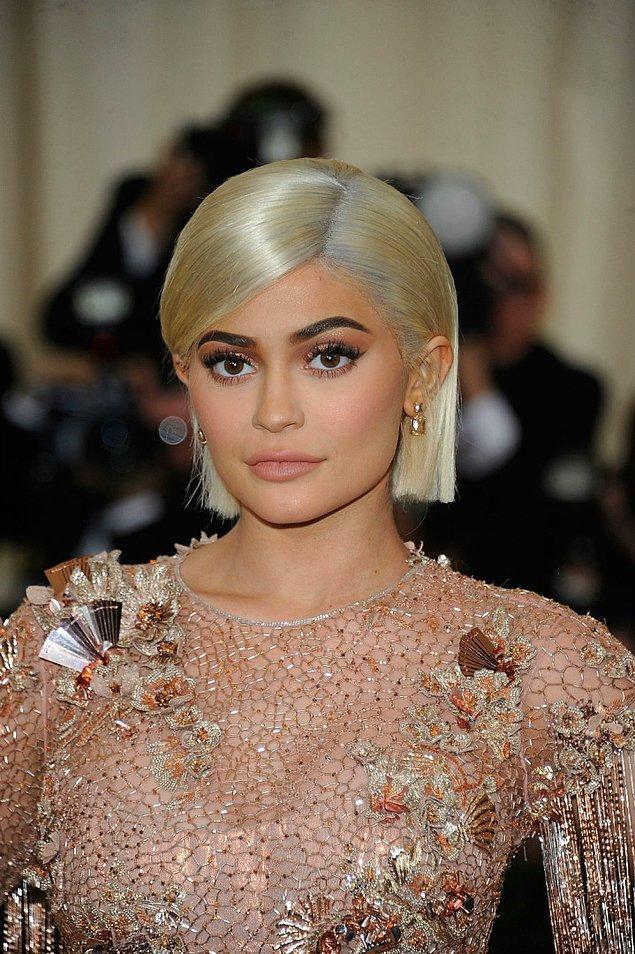 23. Kylie Jenner