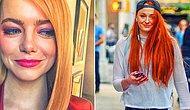 Тест: Сможете отличить настоящую обладательницу рыжих локонов от звезды, которая красит волосы?