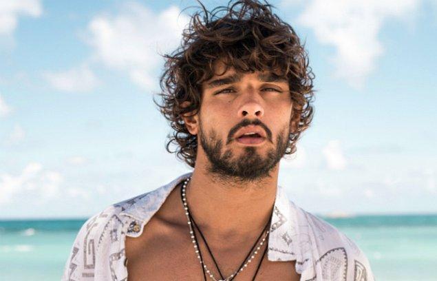 13. Marlon Teixeira gibi yakışıklısını görmedik be!