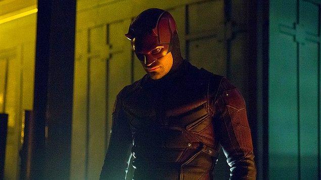 3. sezonu geçtiğimiz Ekim'de yayımlanan Daredevil'in 4. sezonunun gelmeyeceği açıklandı.