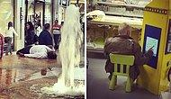 23 драматичных фото мужчин, которых жены взяли с собой на шоппинг