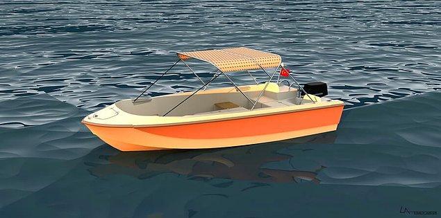 9. Sıkı bir pazarlıkla ufak bir tekne sahibi olabilirsiniz.
