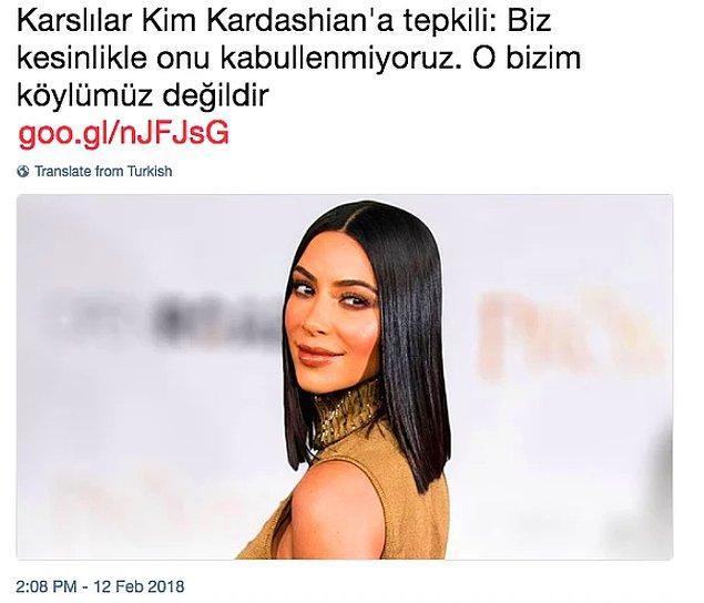 6. Kim Kardashian gündemden düşmedi bu yıl da...
