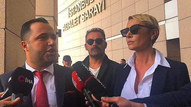 Ama işler yolunda gitmedi ve Kasım ayının başında gündeme bomba gibi bir haber düştü: Sıla, sevgilisi Ahmet Kural'ın kendisine şiddet uyguladığını öne sürerek, savcılığa suç duyurusunda bulundu.