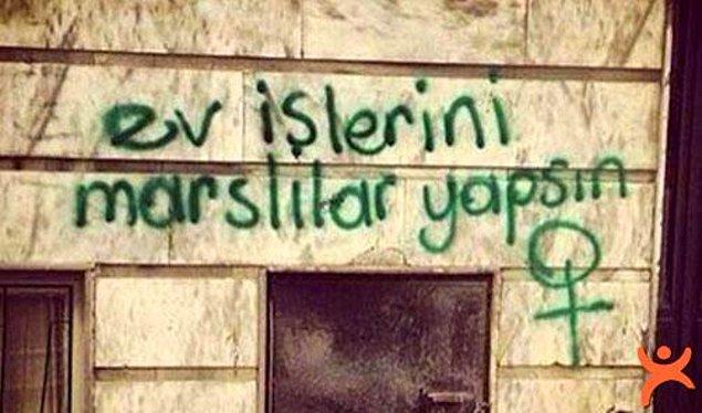14. Türkiye'de kadınlara yönelik herhangi bir ayrımcılık var mı?