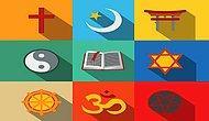 Тест: Только хорошо эрудированный человек сможет набрать 10/10 в тесте на знание религий мира