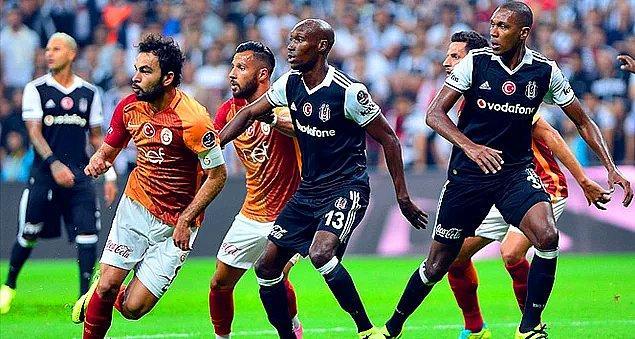 Beşiktaş-Galatasaray derbilerine son yıllarda penaltılar damgasını vuruyor.