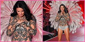 End Of An Era! Adriana Lima Burst Into Tears As She Says Goodbye to Victoria's Secret!