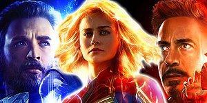 """""""Капитан Марвел"""": новый официальный трейлер"""