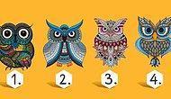 Тест: Выберите сову и узнайте горькую правду о своем характере