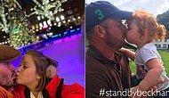 Дэвида Бекхэма, выложившего фото, где он целует дочку в губы и подогревшего споры по этому вопросу, поддержали другие знаменитости