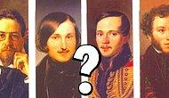Тест: Только знатоки русской литературы смогут угадать писателя по его школьному прозвищу