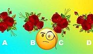 Тест: Какой из 4-х цветков - лишний?