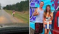 В Огайо отец проучил дочь и заставил ее идти пешком 8 км до школы. Видео набрало 15 млн просмотров