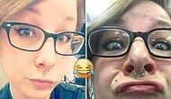 Enjoy 30 Ladies Who Troll Their Own Pictures with Funny Faces