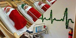 18 Most Creative Hospital Decorations That Stepped Up The Christmas Game!