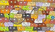 Тест для зорких глаз: Под силу ли вам найти скрытые фигуры на всех 10-ти картинках?