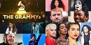 61st Grammy Awards: Here Are All Nominees Of 2019!