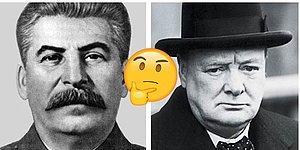 Тест: Какая историческая личность родилась раньше?