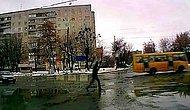 Парень из Украины умело показал, что делать, если зимой вы споткнулись и падаете