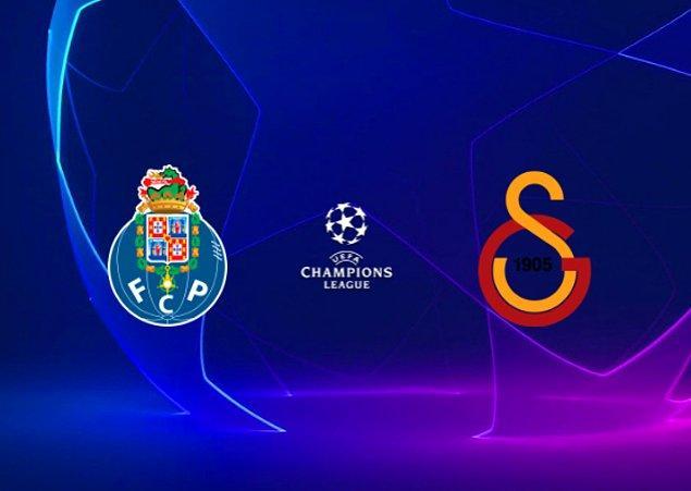 UEFA Şampiyonlar Ligi D Grubu 6. haftasında Portekiz'in Porto ekibini konuk edecek Galatasaray, Avrupa kupalarında 277. maçına çıkıyor.
