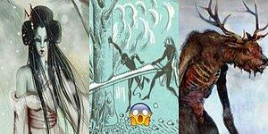 ''Winter Is Coming'' Phrase Never Got This Scary! 10 Winter-Dwelling Creatures from Folklore