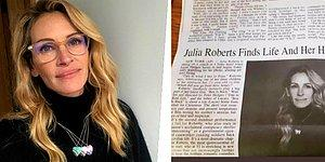 Local Newspaper Made An Awkward Typo In Julia Roberts Headline And The Internet Lost It!