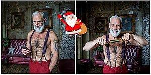 Подтянутый Санта: британский актер напомнил о том, что возраст привлекательности не помеха