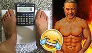 15 шуток и мемов, от которых будут хохотать те, кому знакомы муки тренировок и диет
