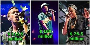 Bruno Mars To Ed Sheeran...Top 10 Highest Grossing Male Singers In 2018!