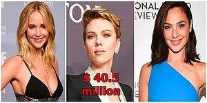 Top 10 Highest Grossing Female Actors In 2018!