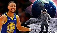 Stephen Curry Doesn't Believe Moon Landings And NASA Is Ready To Prove It!