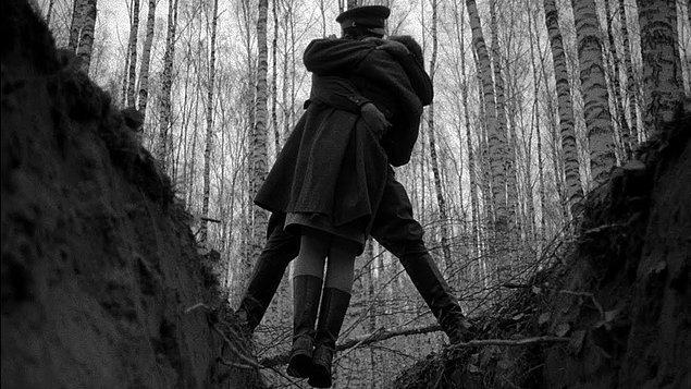 17. Ivanovo detstvo (1962)