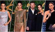 Опрос: Выбираем самые стильные наряды на British Fashion Awards-2018