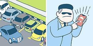 10 комиксов о богатом парне-азиате и его смешных способах решения проблем