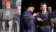 Quadriplegic Student Walks At Graduation By Using Exoskeleton And It'll Tear You Up!