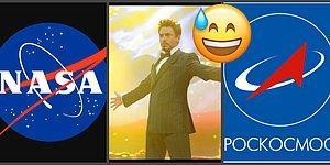 А между тем супергероя спасают Nasa и «Роскосмос» : Кто и как отреагировал на голодающего в космосе Тони Старка