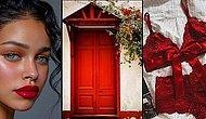 """15 фото, доказывающих, что """"красный"""" - не просто цвет, а стиль жизни"""